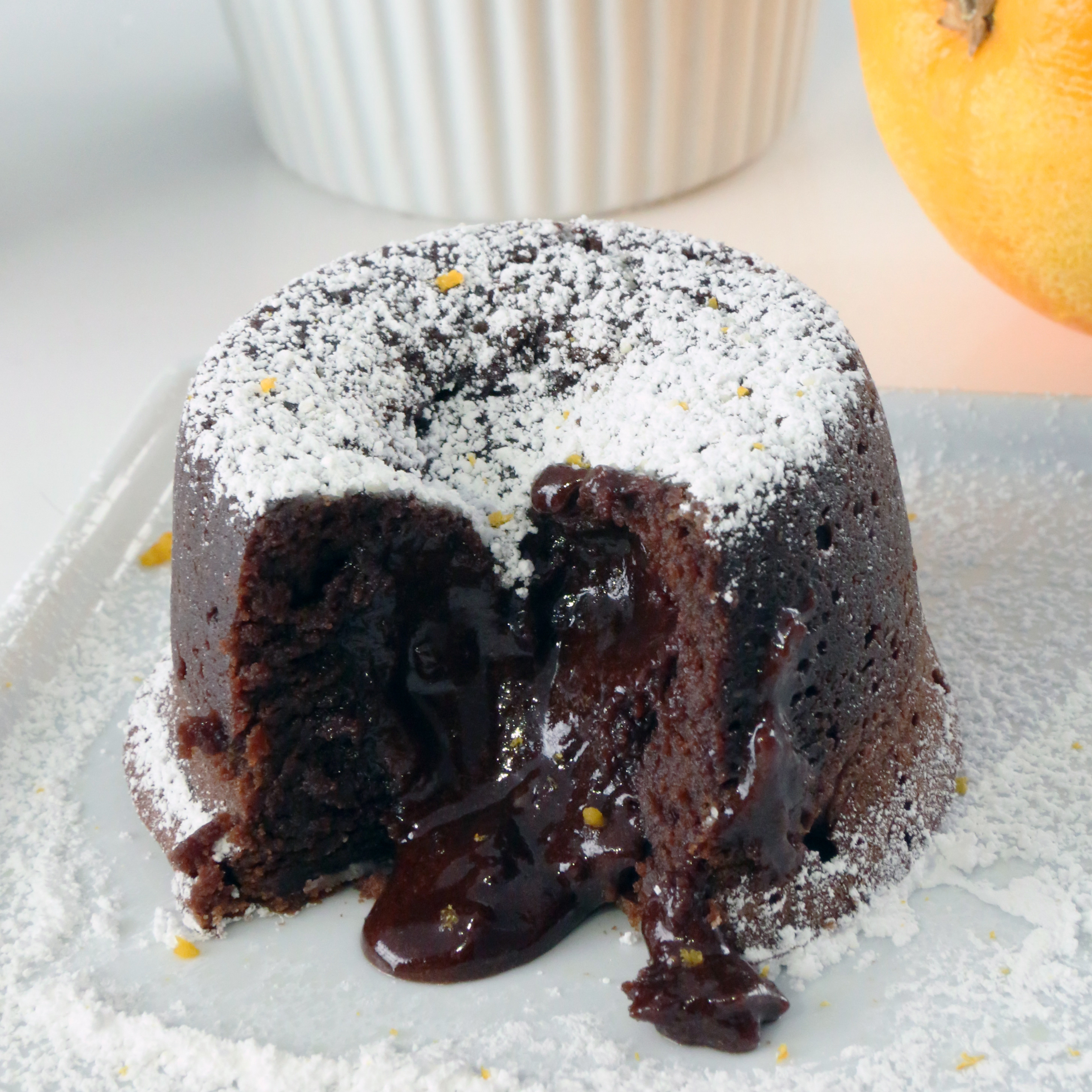 Chocolate Lava Cake  Chocolate Molten Lava Cake