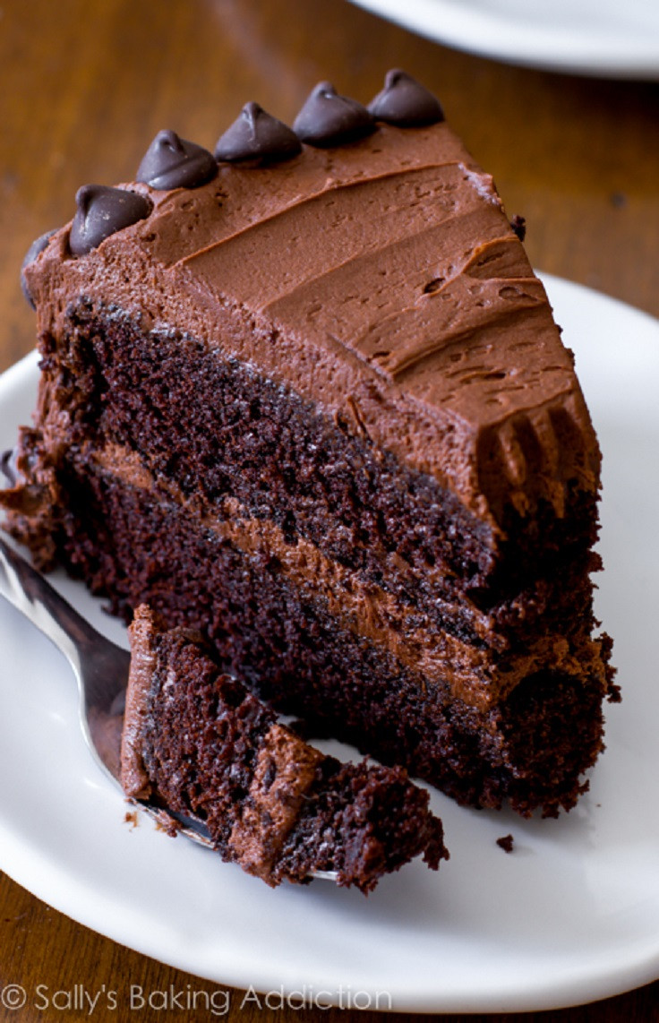 Chocolate Layer Cake Recipe  15 Top Chocolate Cake Recipes That are Too Good for This World
