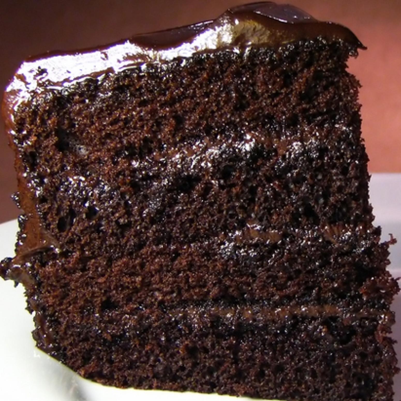 Chocolate Layer Cake Recipe  Moist Chocolate Layer Cake Recipe