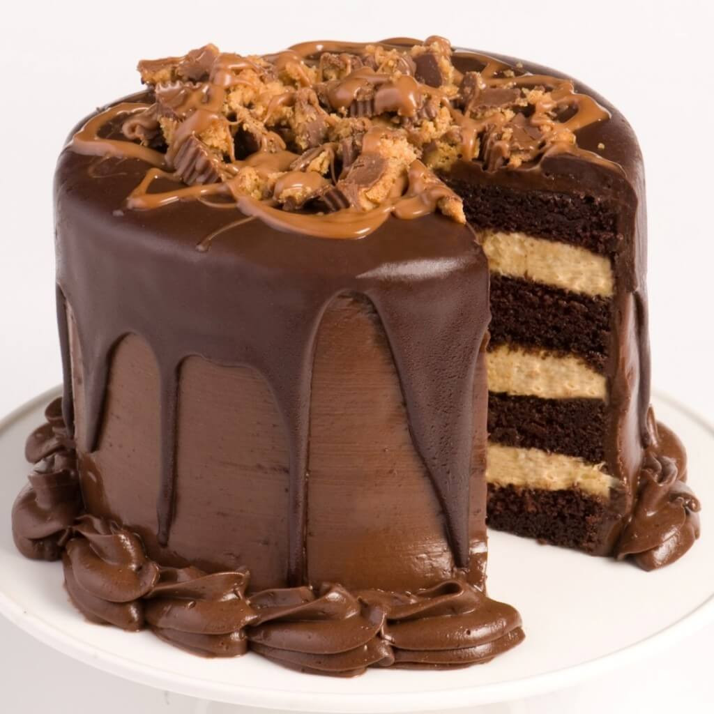 Chocolate Layer Cake  Best Chocolate Layer & Cream Pound Cake Recipe – Tips & Tricks