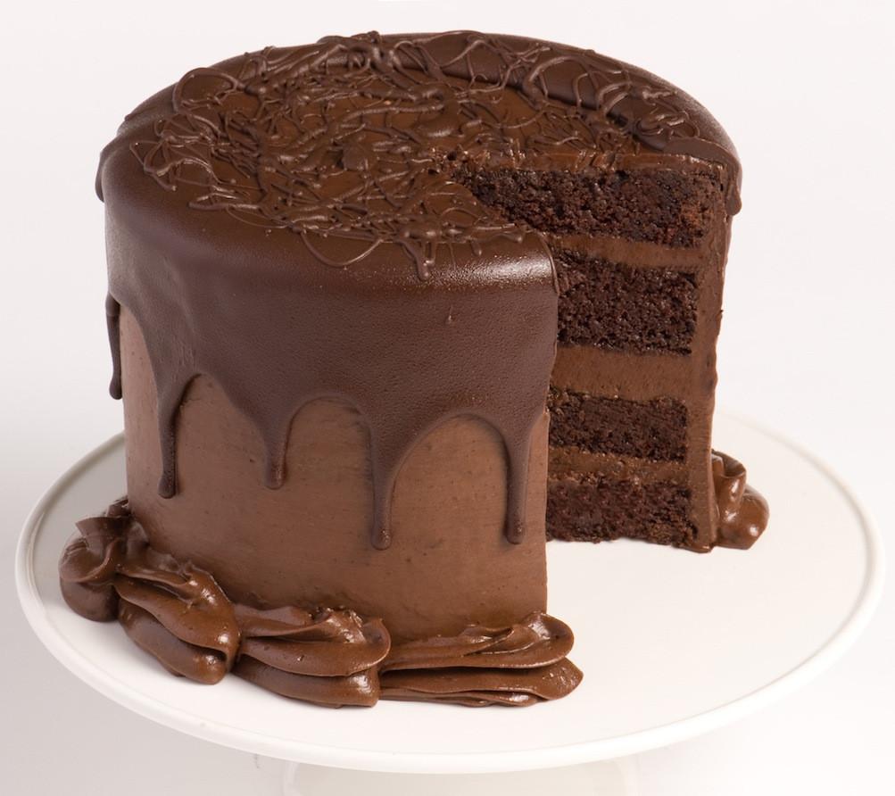 "Chocolate Layer Cake  6"" Prize Winning Chocolate Layer Cake – We Take The Cake"