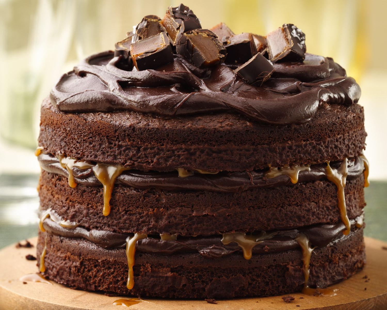 Chocolate Layer Cake  The 2nd Annual 'Betty Bracket' Presented by Betty Crocker