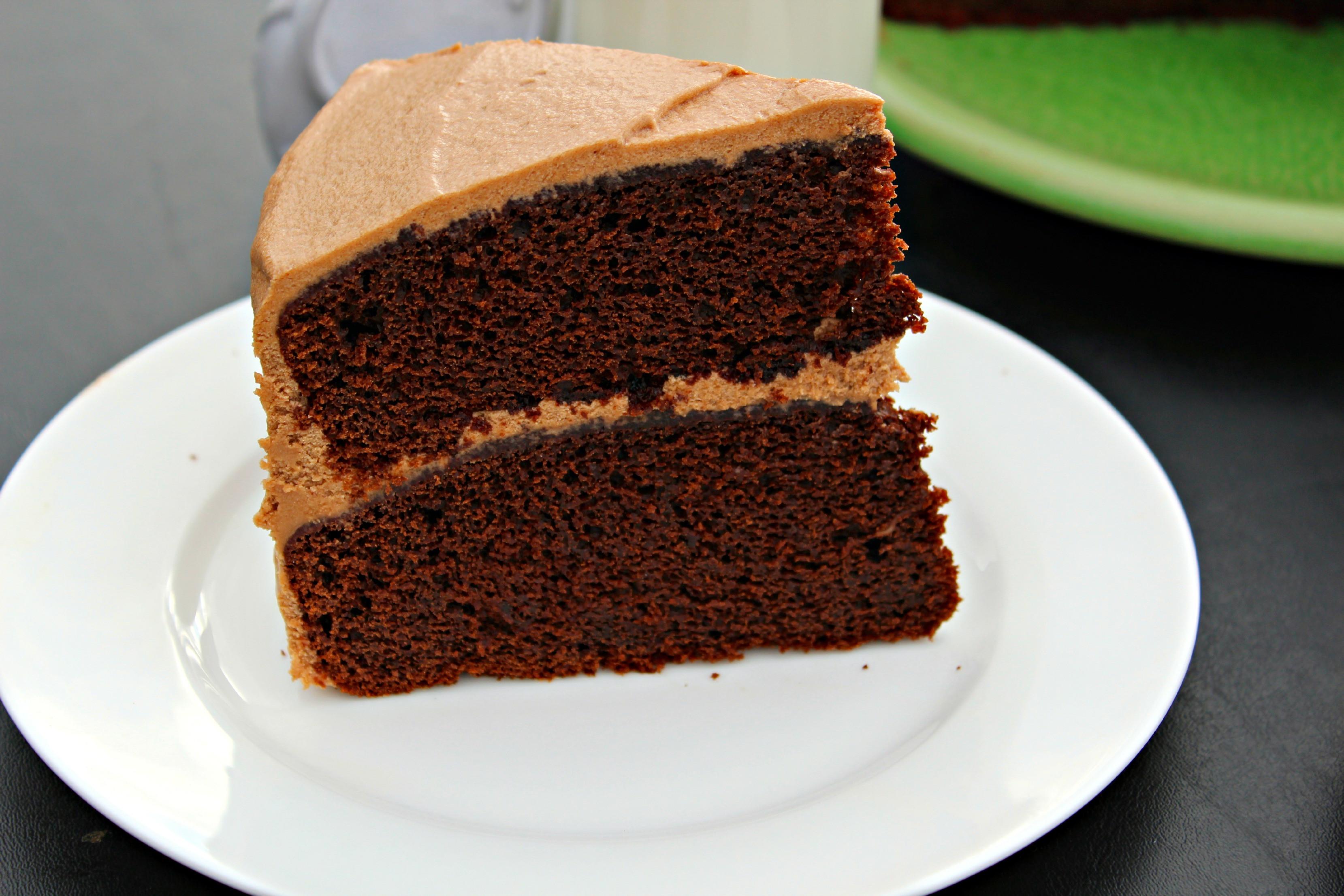 Chocolate Mocha Cake  Coffee Lover s Chocolate Mocha Cake The plete Savorist