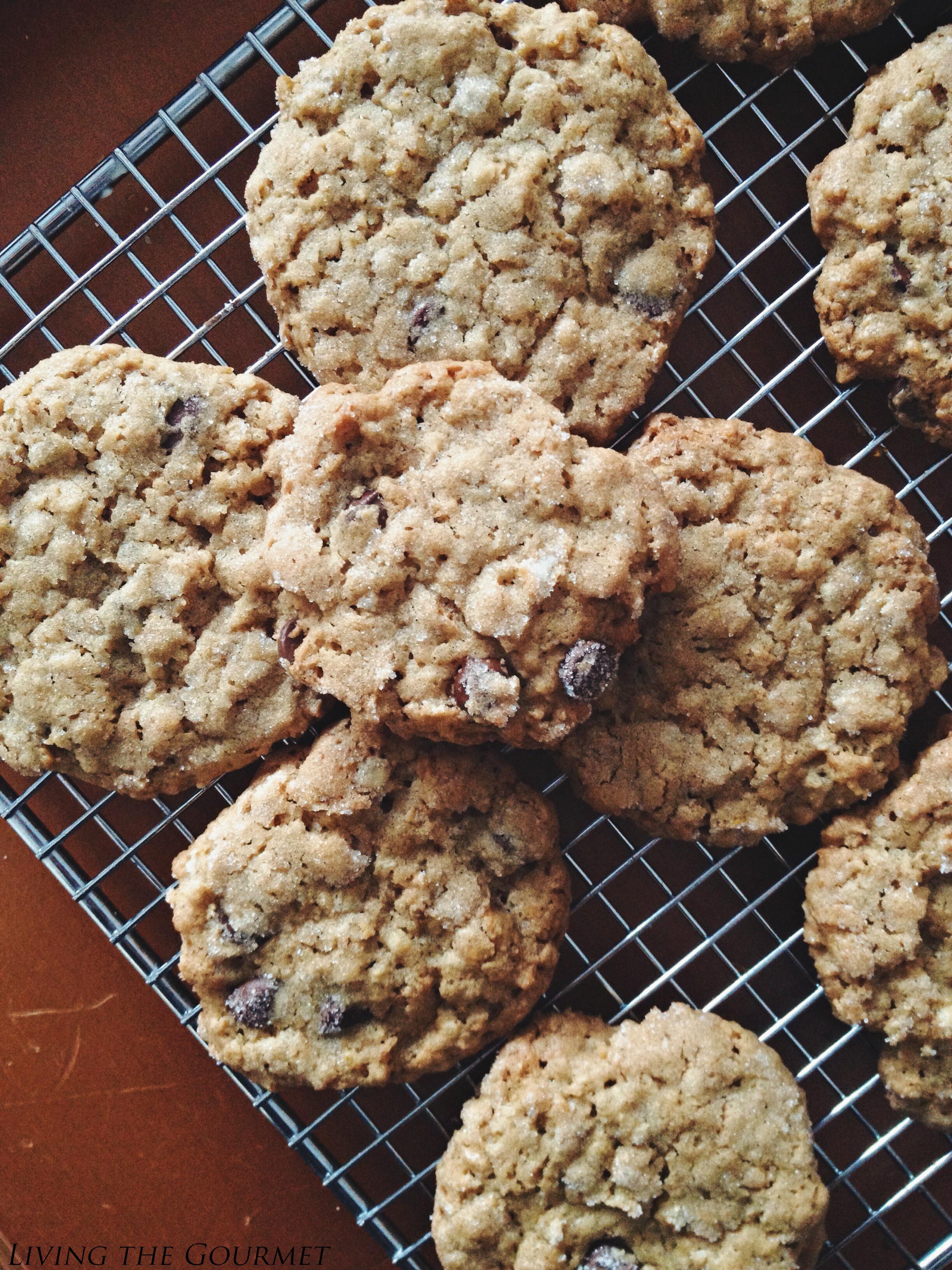Chocolate Oatmeal Cookies  Cornflakes & Chocolate Oatmeal Cookies Living The Gourmet