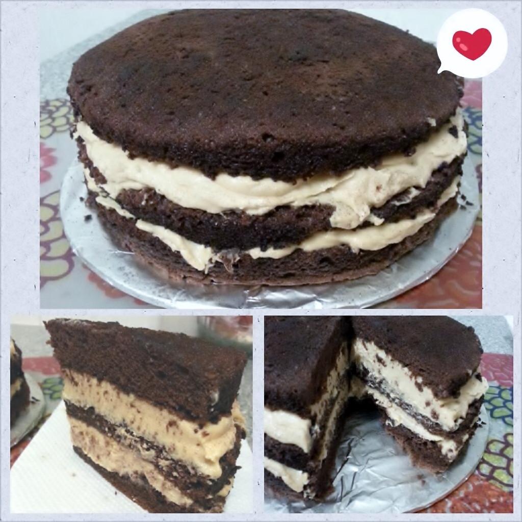 Chocolate Peanut Butter Cake Recipe  Chocolate Peanut Butter Cake Recipe themoodkitchen