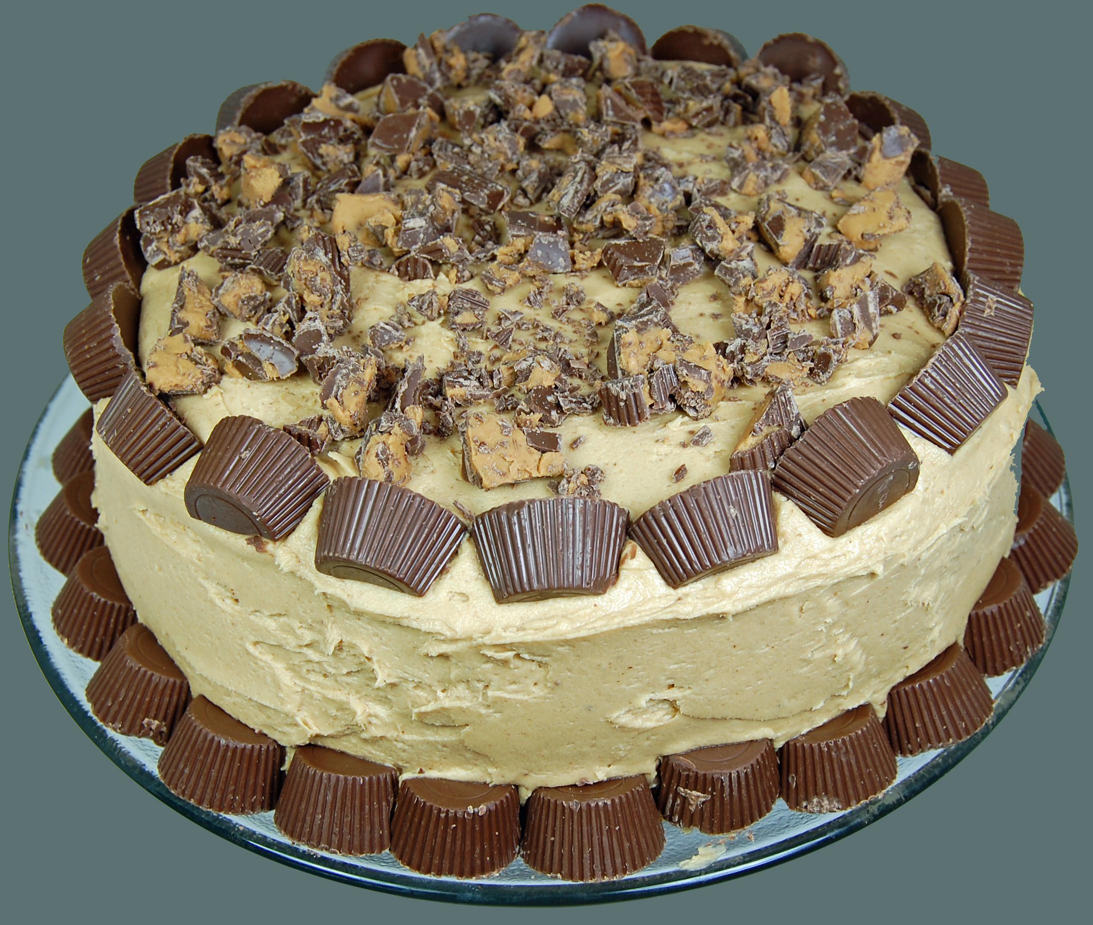 Chocolate Peanut Butter Cake Recipe  Chocolate Peanut Butter Cake