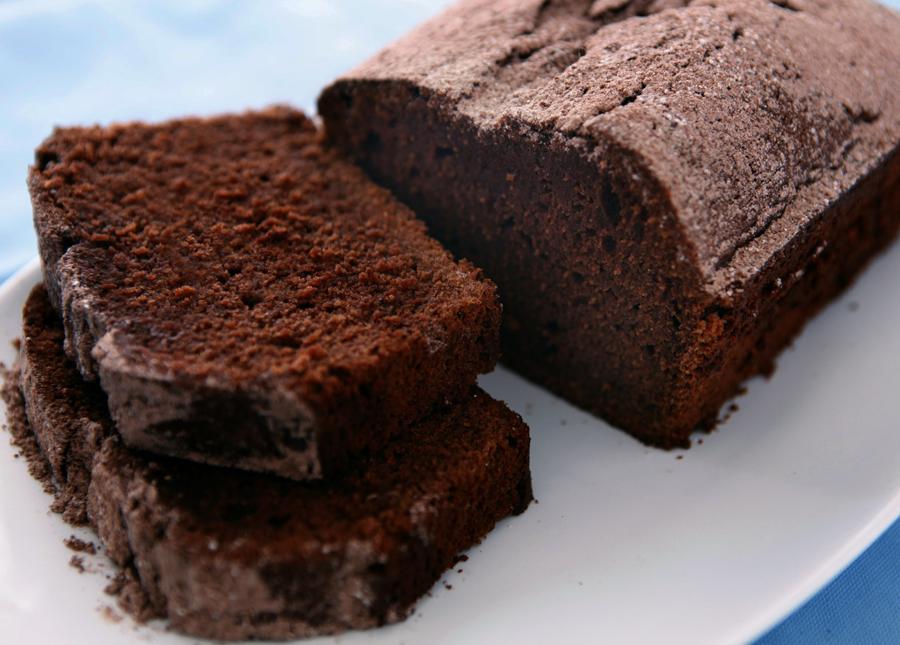 Chocolate Pound Cake  Confessions of a Bake aholic Chocolate Pound Cake and an