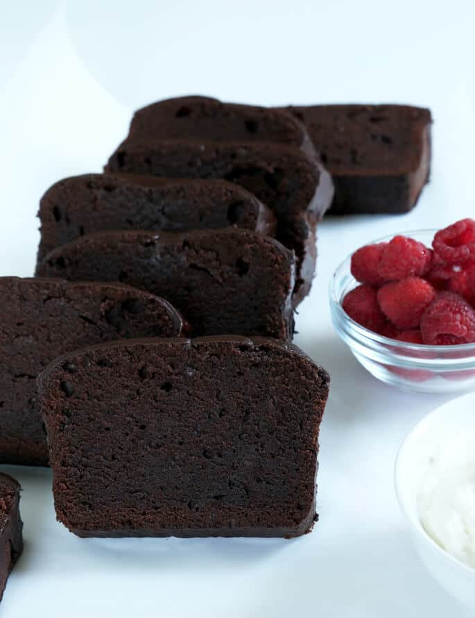 Chocolate Pound Cake  Classic Gluten Free Chocolate Pound Cake ⋆ Great gluten