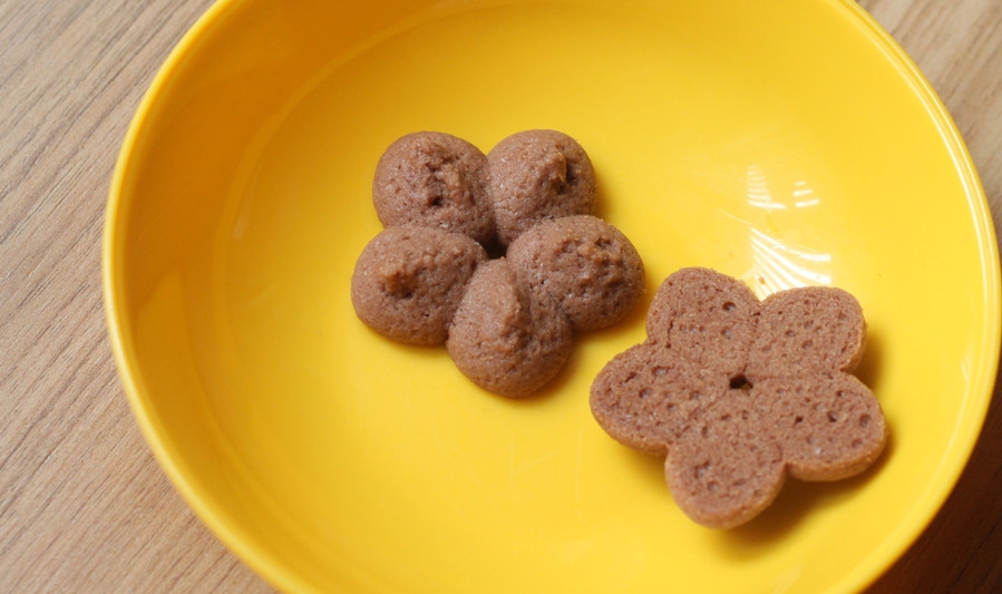 Chocolate Spritz Cookies  Two Cherries on Top Chocolate spritz cookies
