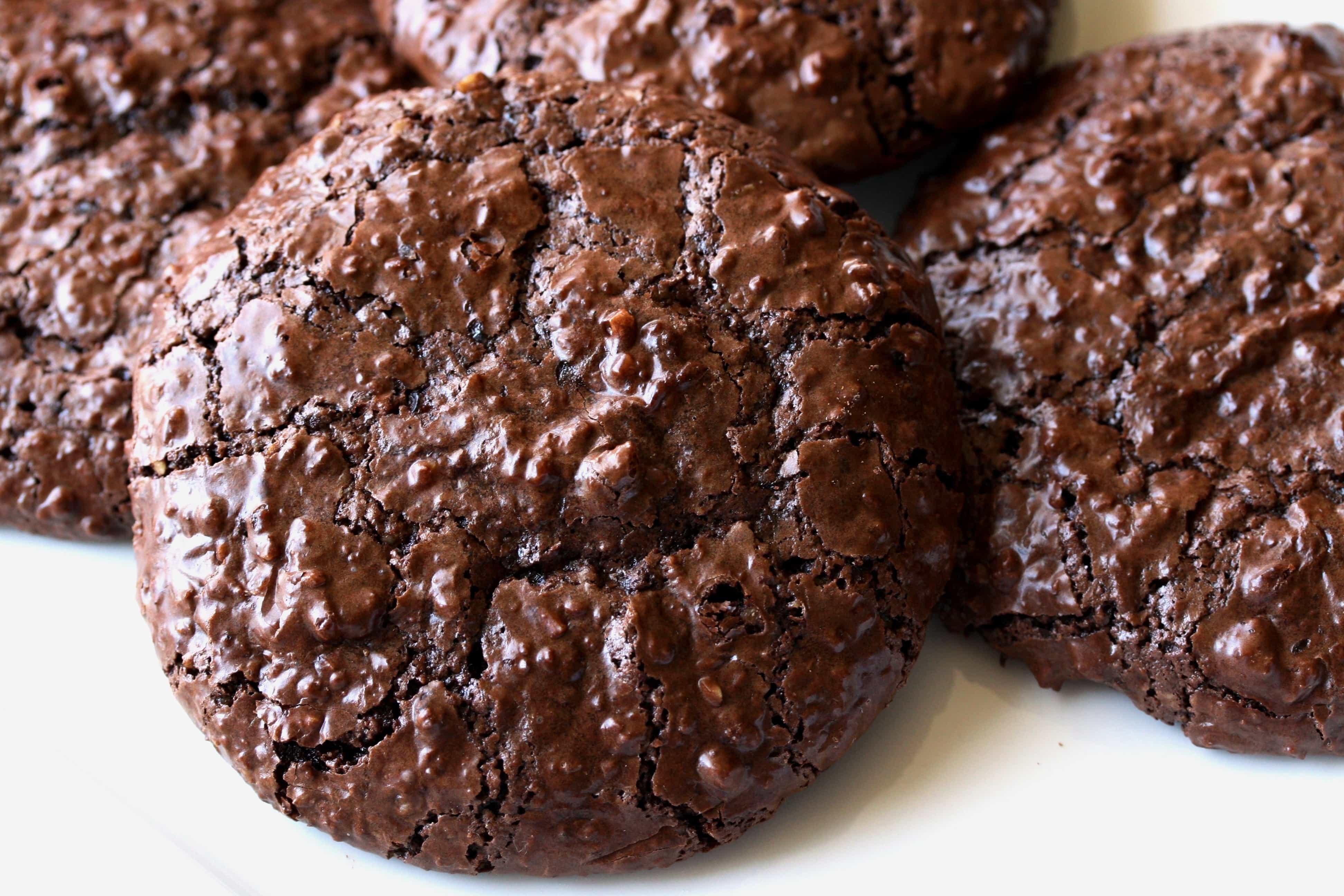 Chocolate Walnut Cookies  Chocolate Walnut Cookies Gluten Free Saving Room for