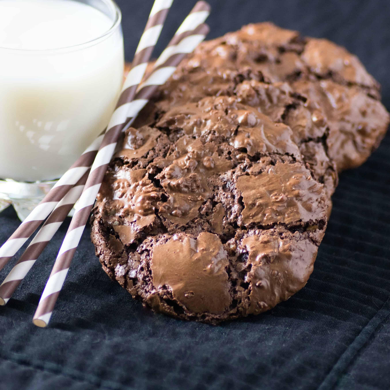 Chocolate Walnut Cookies  Gluten Free Chocolate Walnut Cookies