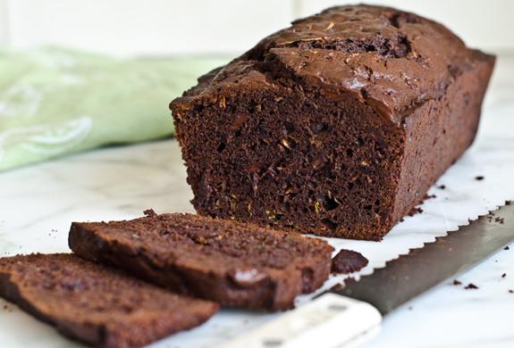 Chocolate Zucchini Bread  Double Chocolate Zucchini Bread ce Upon a Chef
