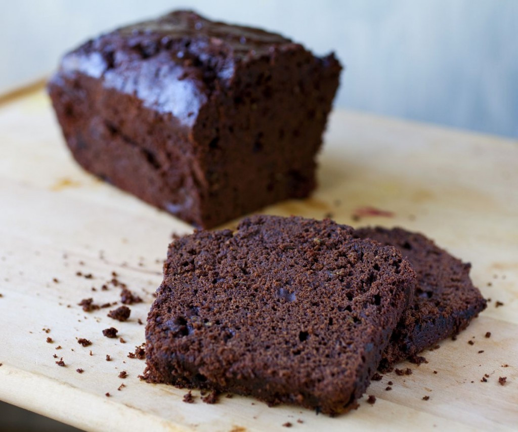 Chocolate Zucchini Bread  Chocolate Zucchini Bread The Partial Ingre nts