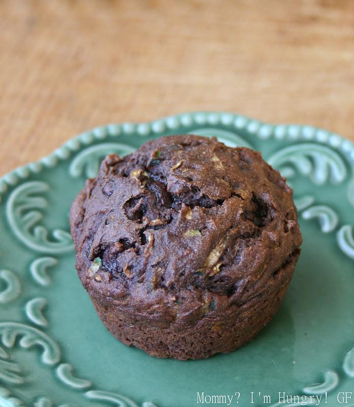 Chocolate Zucchini Muffins  MIH Recipe Blog Chocolate Zucchini Muffins Gluten Free