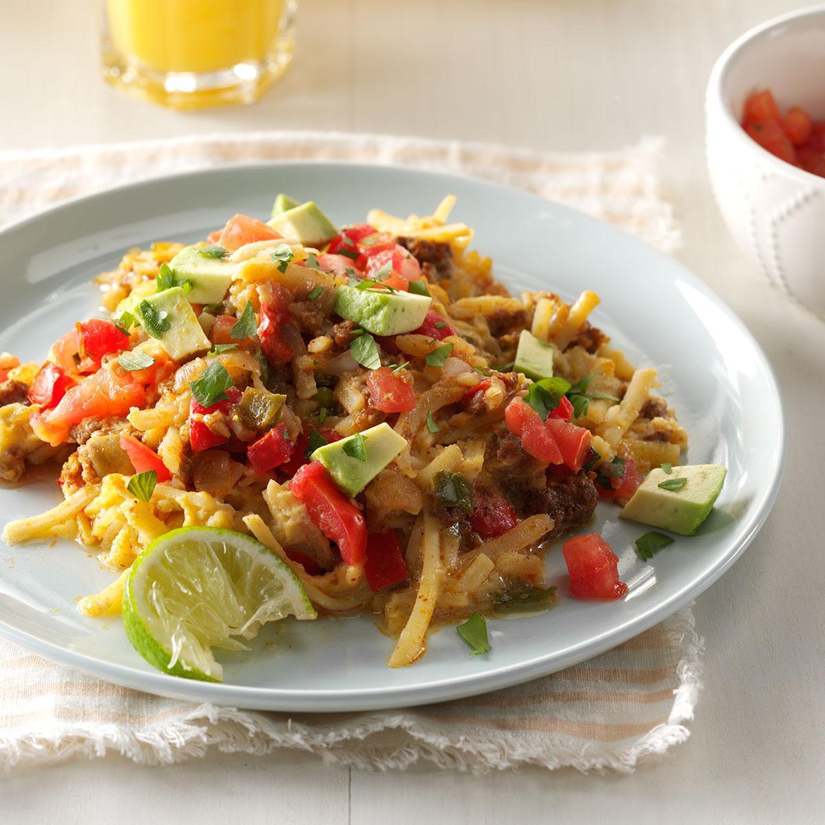Chorizo Breakfast Recipes  Slow Cooker Chorizo Breakfast Casserole Recipe