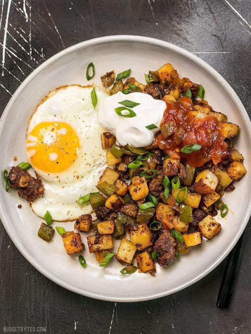 Chorizo Breakfast Recipes  Chorizo Breakfast Hash Recipes