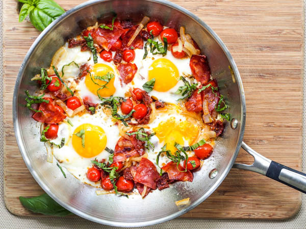 Chorizo Breakfast Recipes  Chorizo Breakfast Skillet Dairy Free Gluten Free