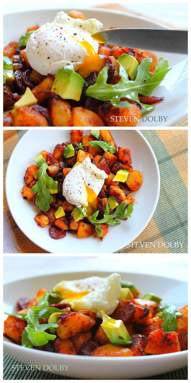 Chorizo Breakfast Recipes  15 best chorizo images on Pinterest