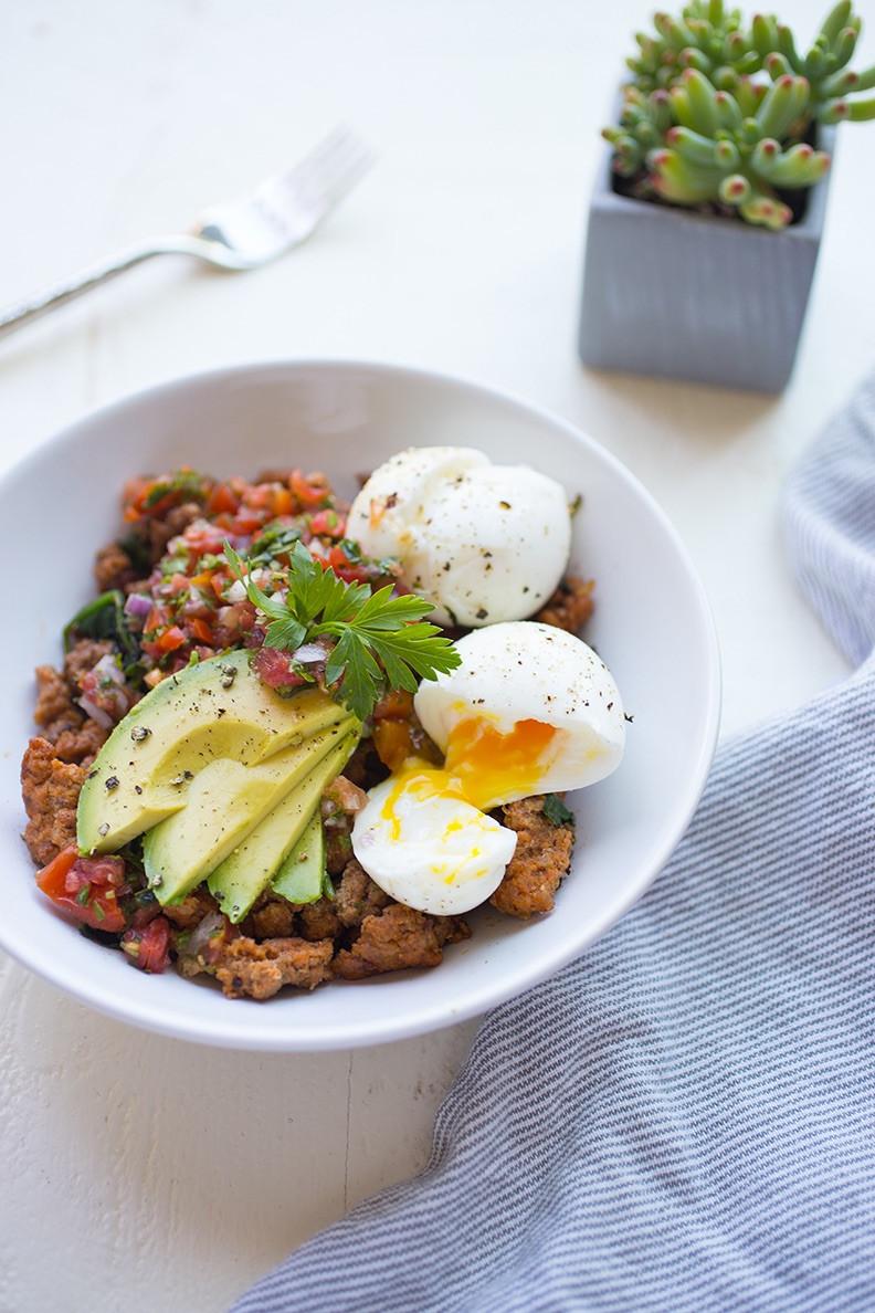 Chorizo Breakfast Recipes  Chorizo Breakfast Bowl