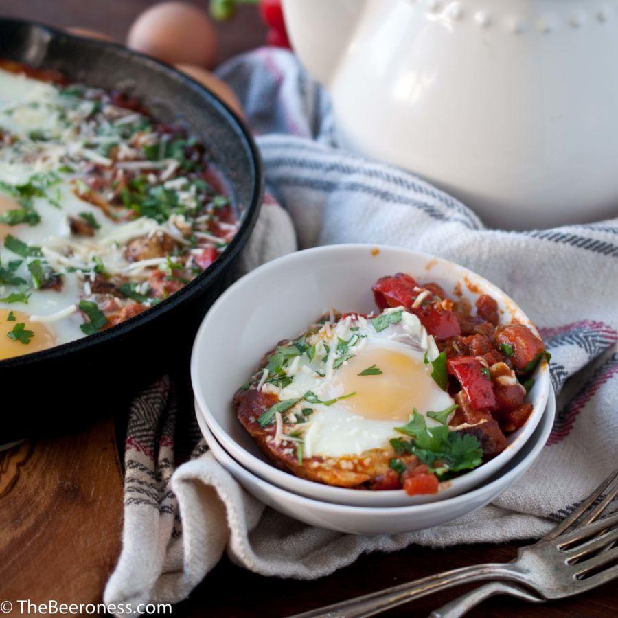 Chorizo Breakfast Recipes  Chorizo Egg Breakfast Skillet