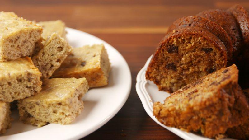 Chrissy Teigen Banana Bread  Chrissy Teigen Vs Joanna Gaines Banana Bread