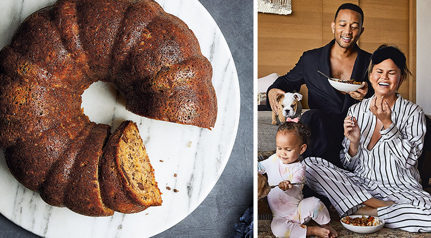 Chrissy Teigen Banana Bread  Chrissy Teigen s Banana Bread Recipe