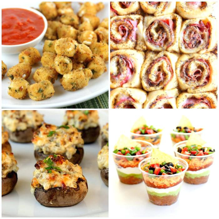 Christmas Appetizers 2018  Best Appetizers For Christmas Party Easy Holiday