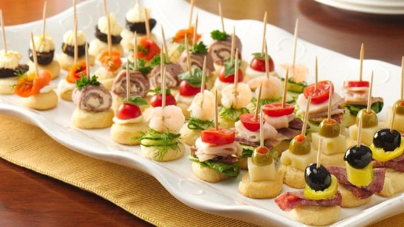 Christmas Brunch Appetizers  4 Ingre nt Holiday Appetizers Pillsbury