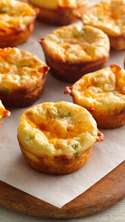 Christmas Brunch Appetizers  Smoked Salmon Tarts Recipe