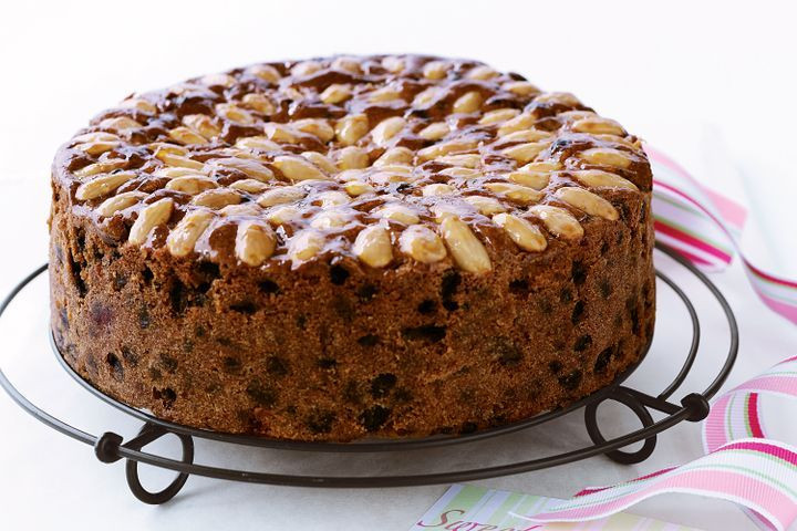 Christmas Cake Recipe  Gluten free Christmas cake