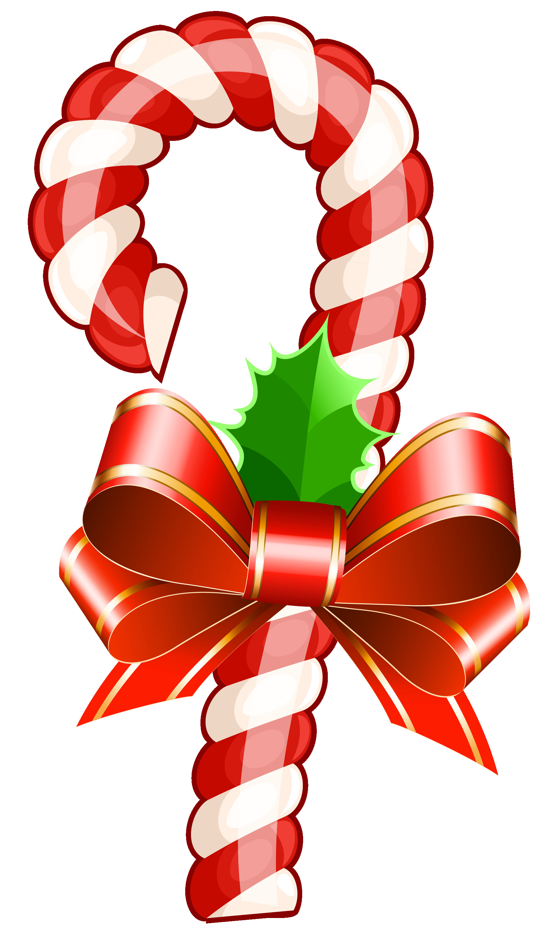 Christmas Candy Cane  Sweets clipart christmas candy Pencil and in color