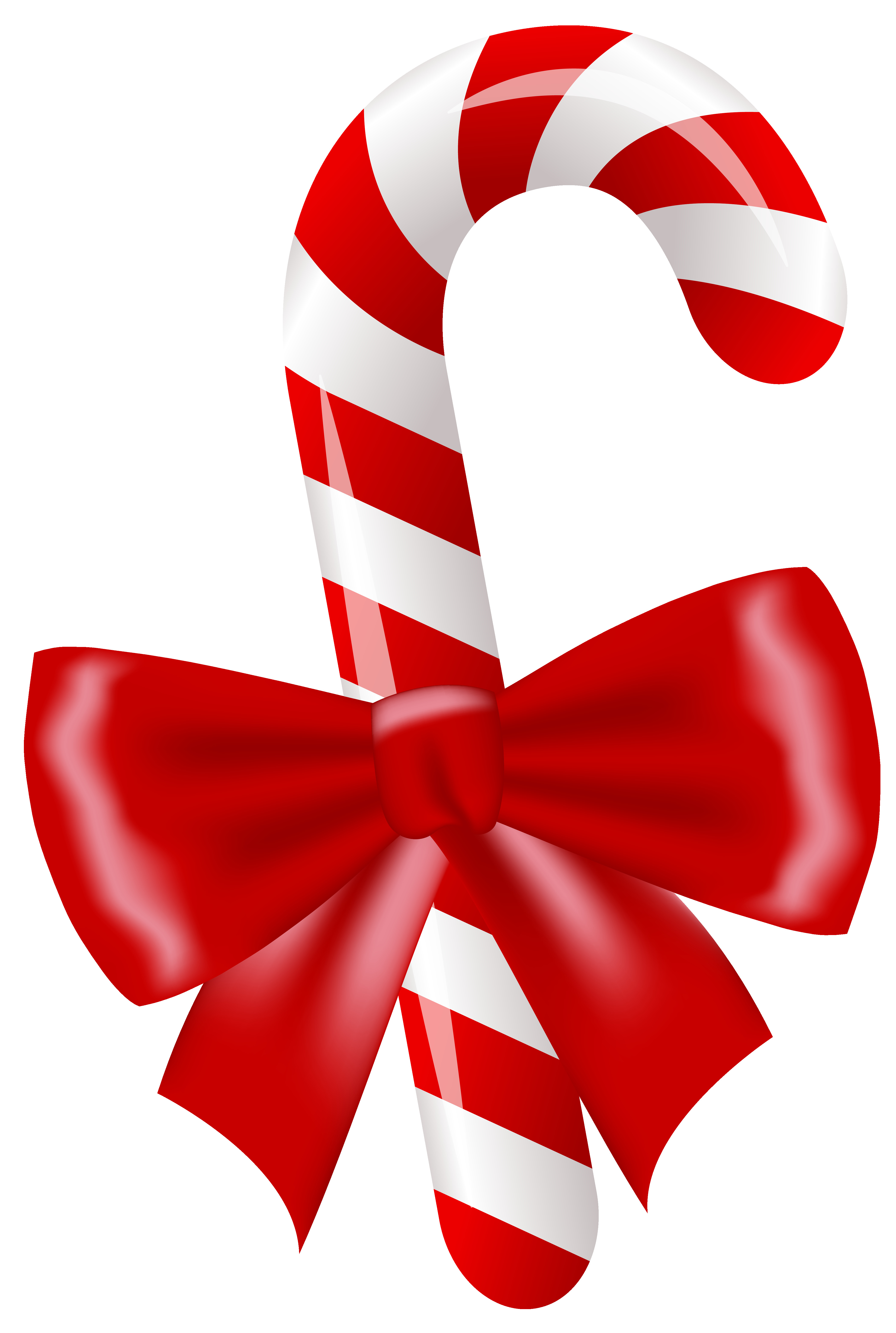Christmas Candy Cane  Candy Cane clipart christmas present Pencil and in color