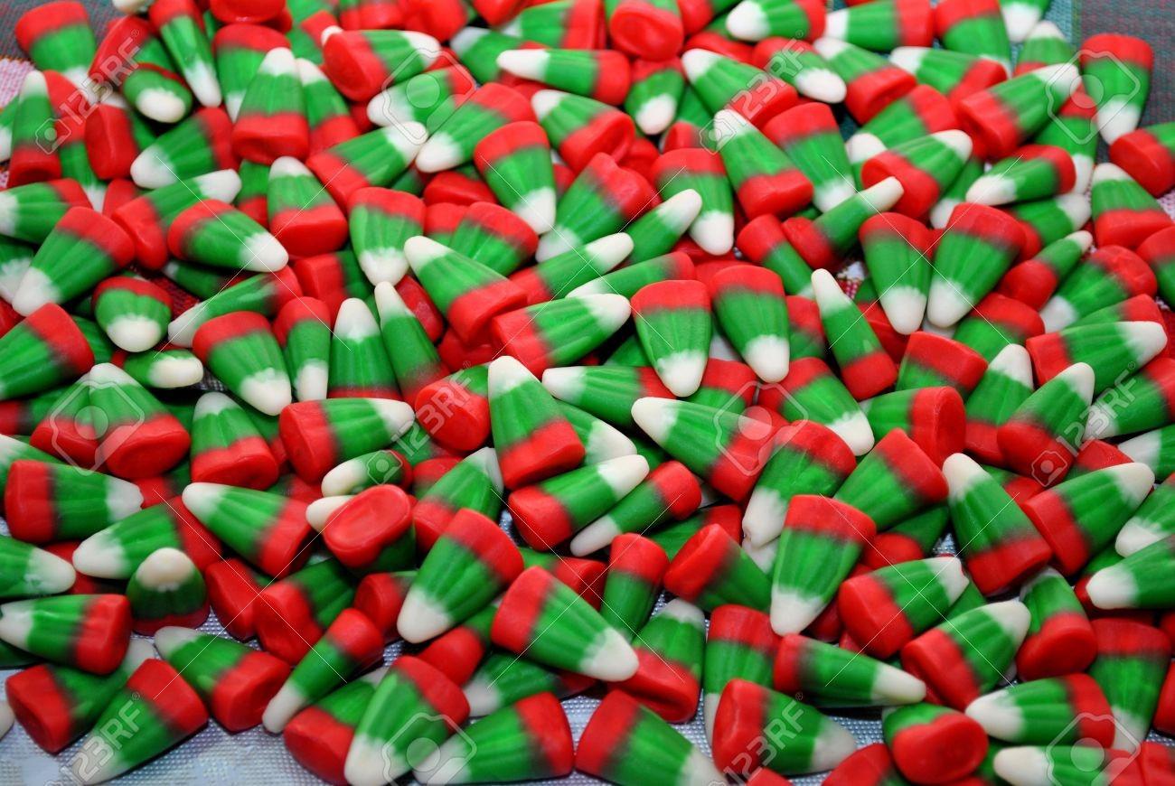 Christmas Candy Corn  Christmas Candy Corn