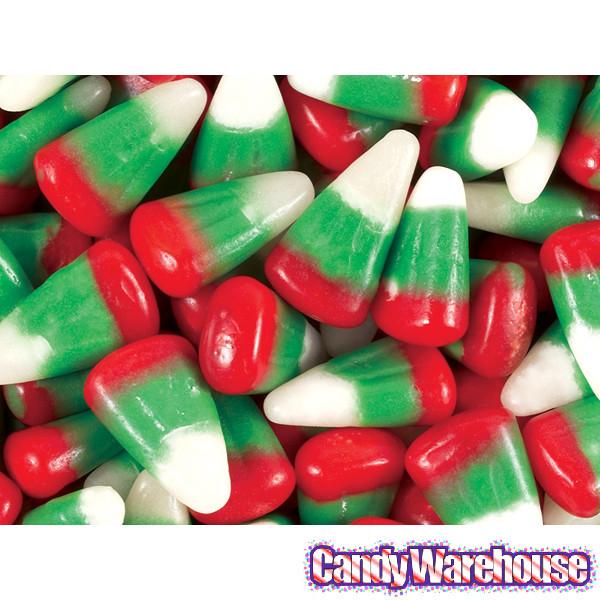 Christmas Candy Corn  Christmas Reindeer Candy Corn 10LB Case
