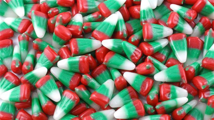 Christmas Candy Corn  Back off haters Why I m not ashamed to love candy corn