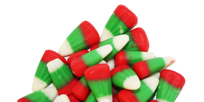 Christmas Candy Corn  The WORST Christmas Holiday Candy