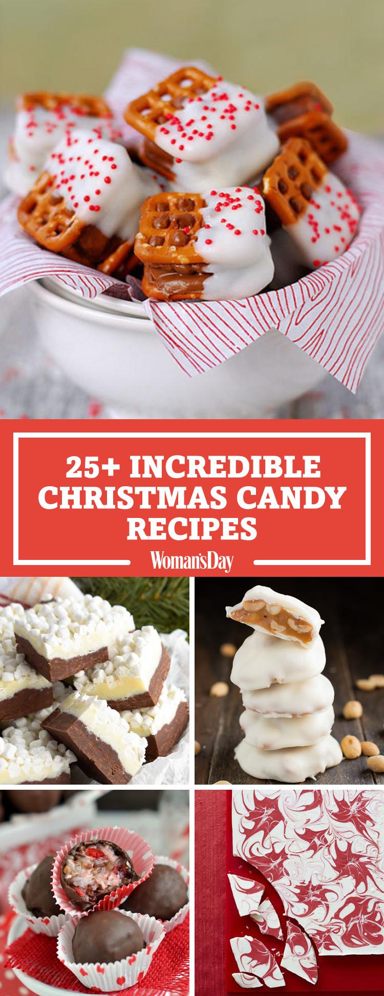 Christmas Candy Recipes  christmas candy recipes