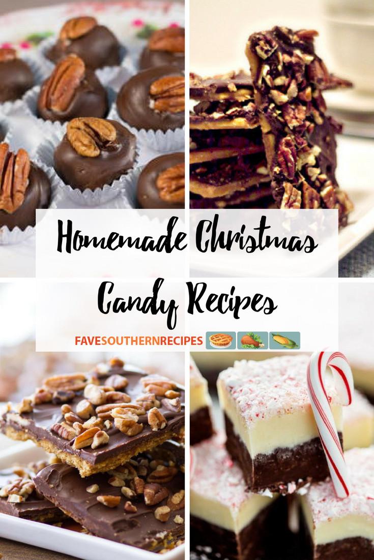 Christmas Candy Recipes  25 Homemade Christmas Candy Recipes