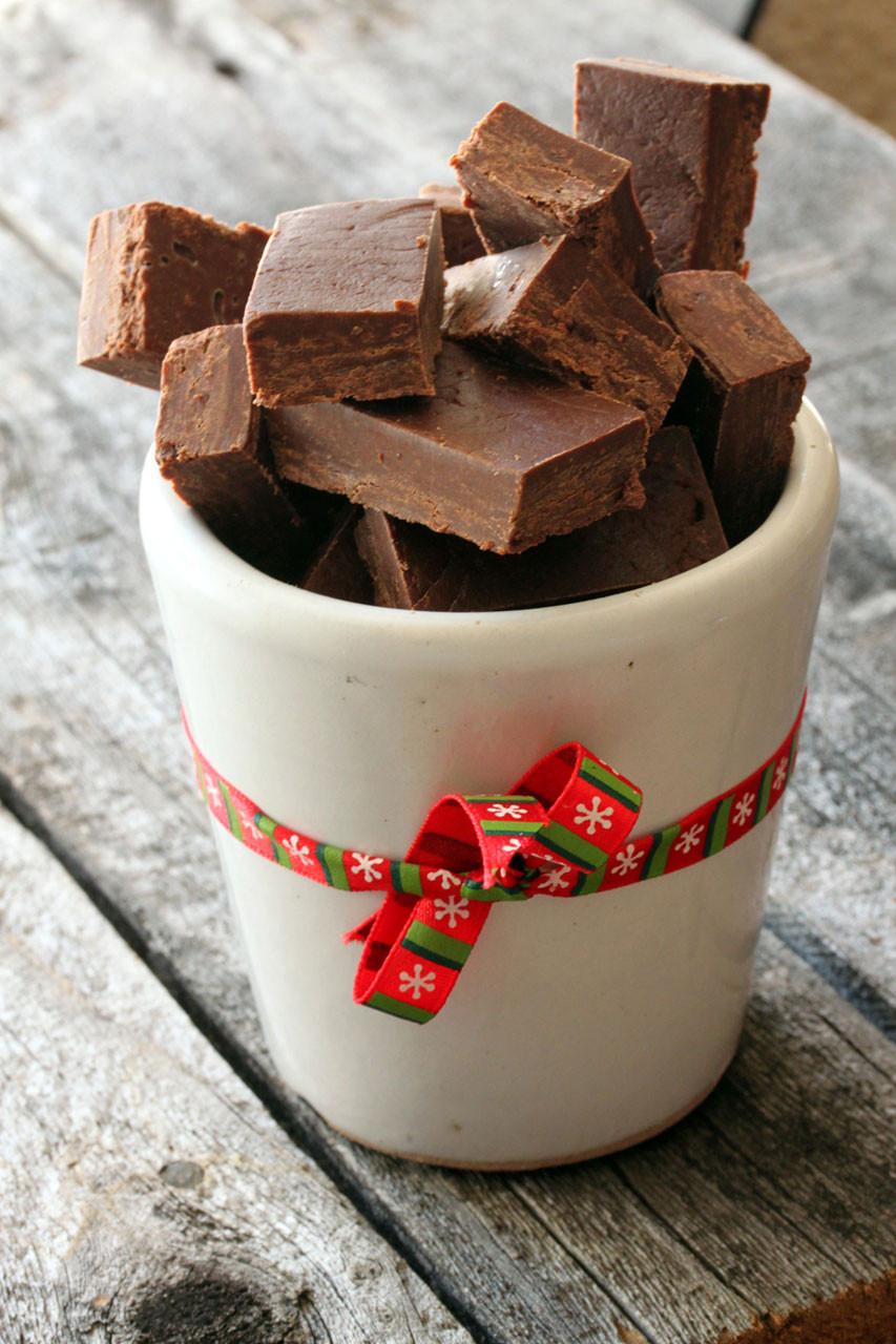 Christmas Candy Recipes  Simple Homemade Fudge