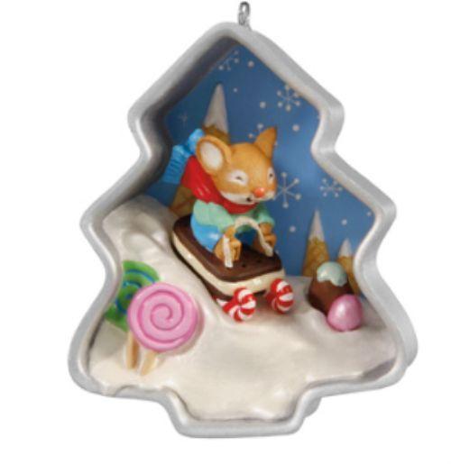 Christmas Cookies Hallmark  2012 Hallmark Ornament COOKIE CUTTER CHRISTMAS Series 1