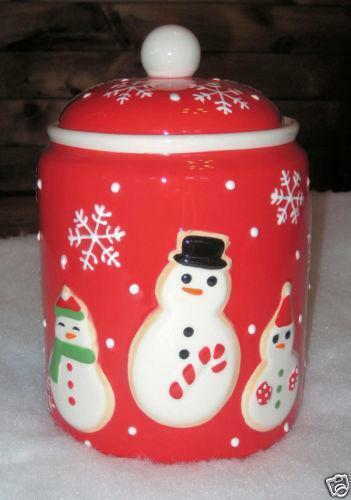 Christmas Cookies Hallmark  Hallmark Christmas Cookie Jar