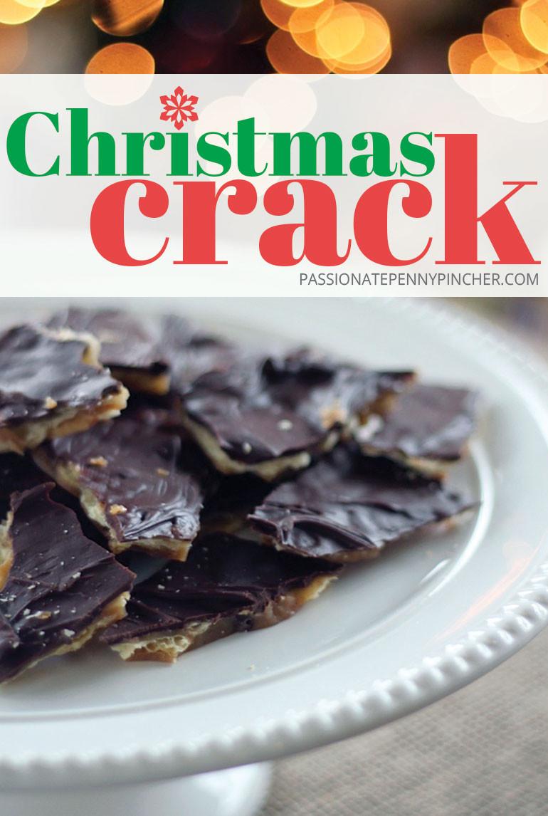 Christmas Crack Candy  Christmas Crack