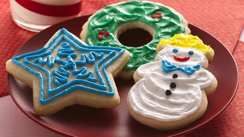 Christmas Cut Out Cookies  Easy to Make Christmas Cookie Recipes