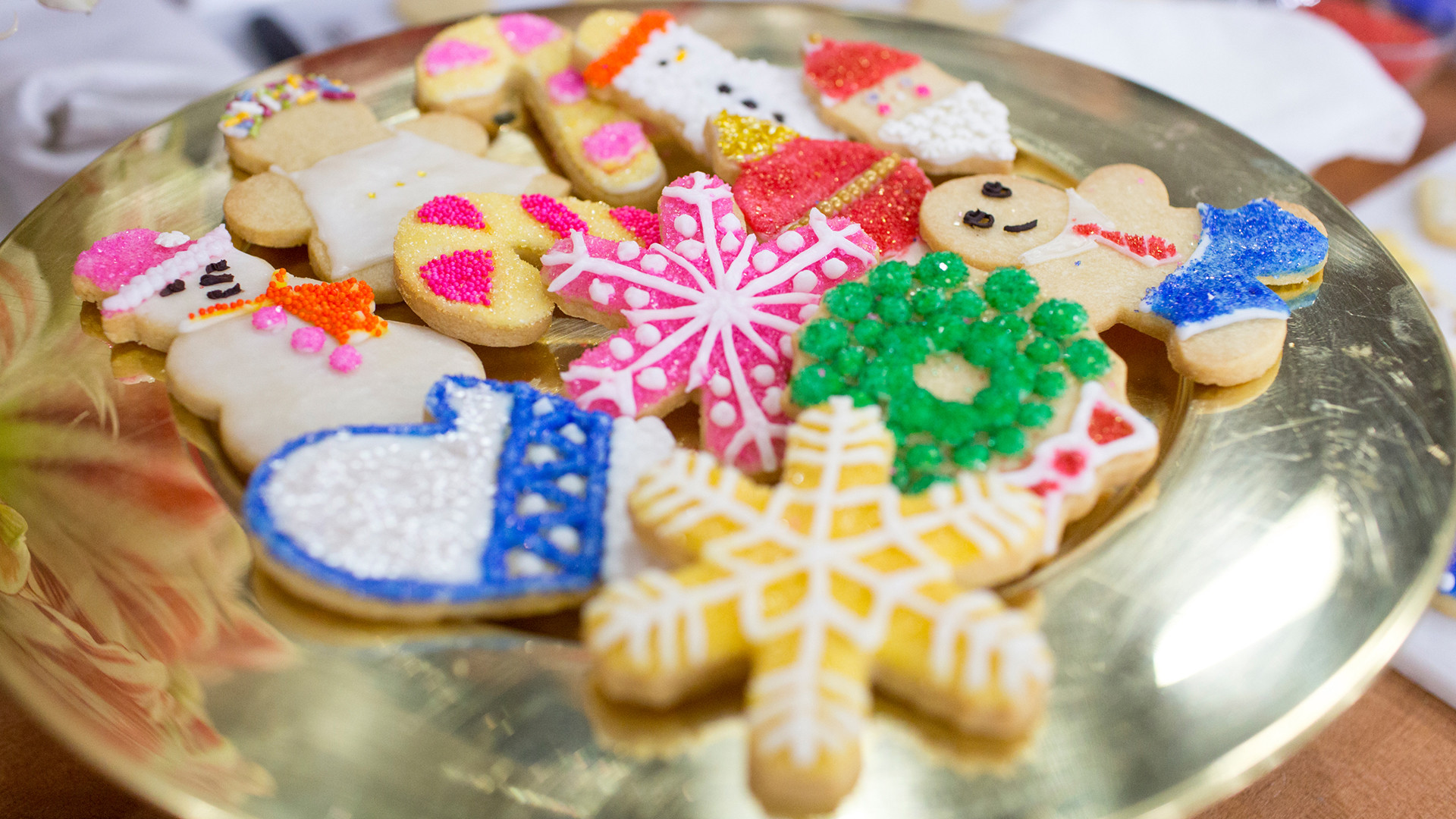 Christmas Cut Out Cookies  Christina Tosi s 4 Ingre nt Cutout Cookies TODAY