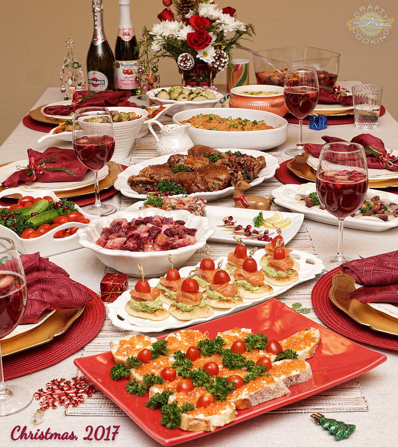Christmas Dinner Ideas 2017  Christmas Dinner 2017 Delicious ideas for the up ing