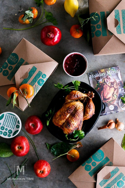 Christmas Dinner Ideas 2017  7 Thanksgiving Dinner Ideas 2017 Munchkin Time