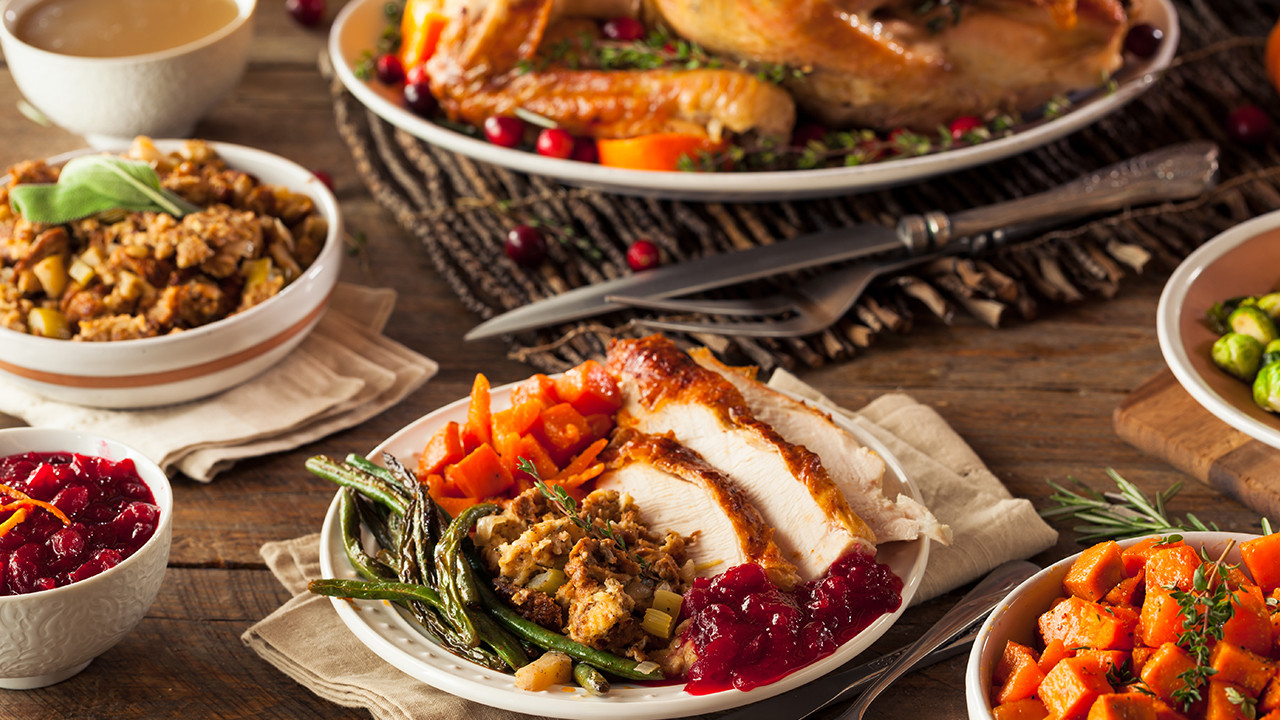 Christmas Dinner Ideas 2017  Is a Healthy Christmas Dinner Possible