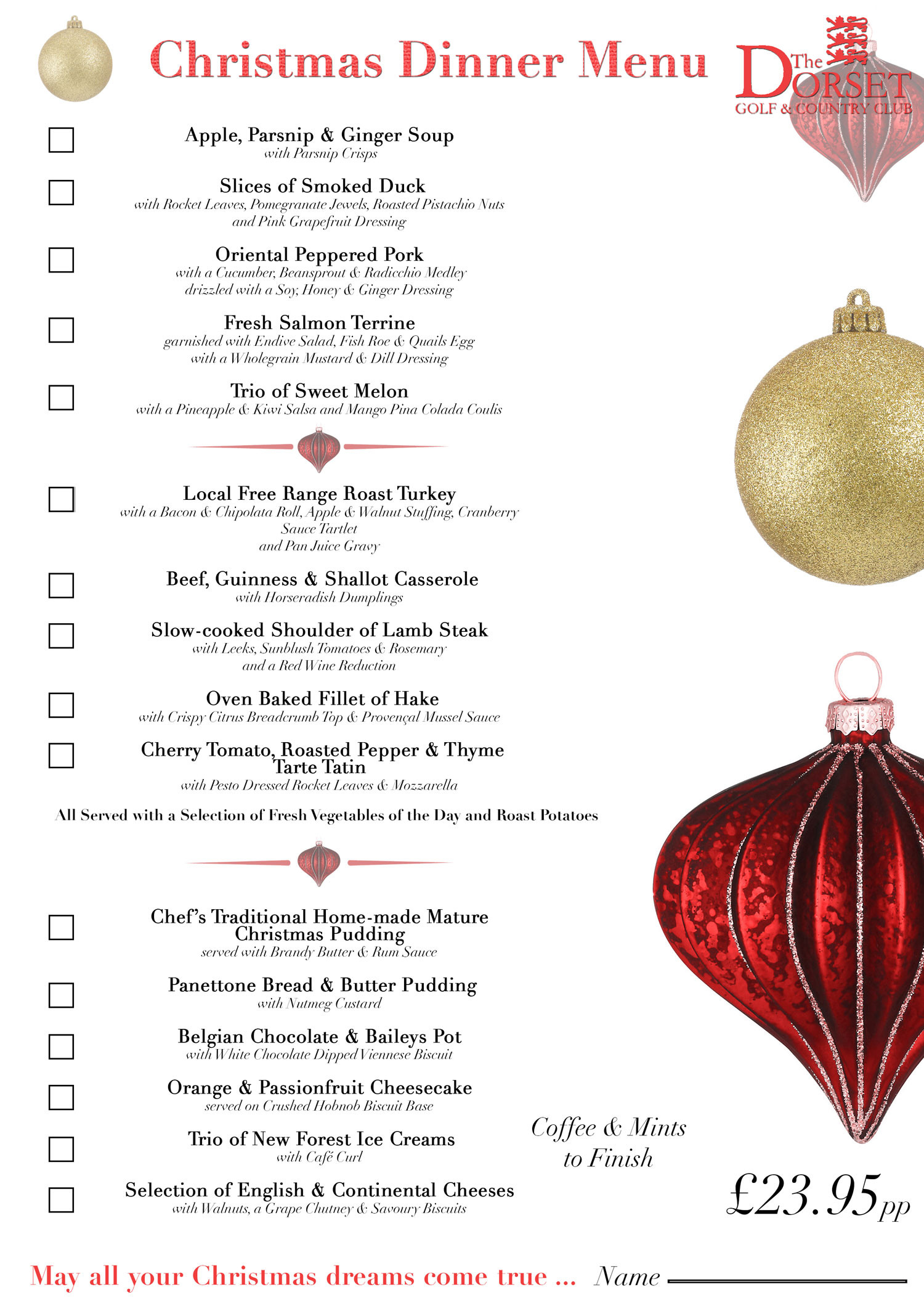 Christmas Dinner Menu Ideas  Index of wp content 2015 09