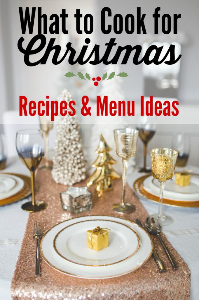 Christmas Dinner Menu Ideas  Christmas Dinner Ideas Non Traditional Recipes & Menus