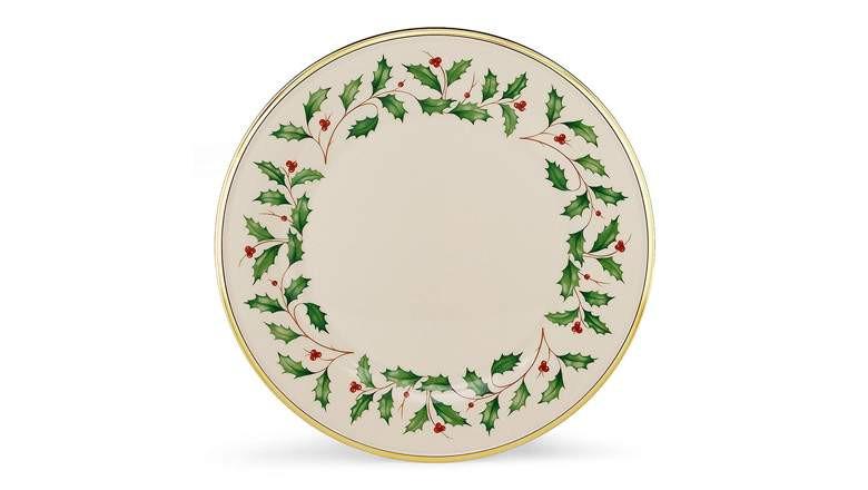 Christmas Dinner Plates  Top 10 Best Christmas Dinner Plates 2017